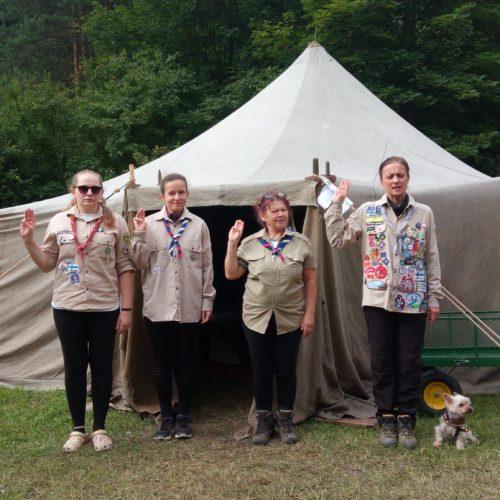 Letný tabor 2018 Vrícko 036