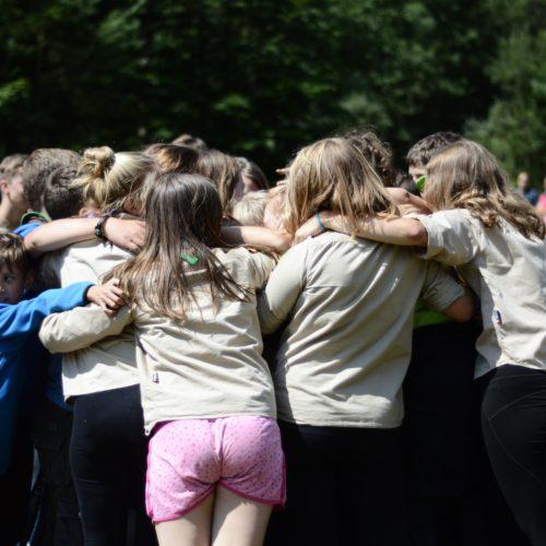 Letný tabor 2018 Vrícko 102