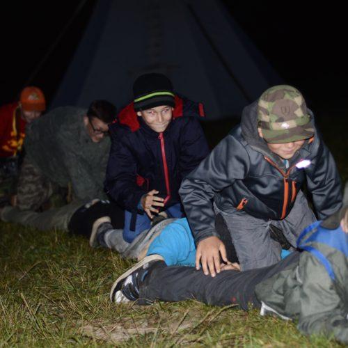 Letný tabor 2018 Vrícko 145