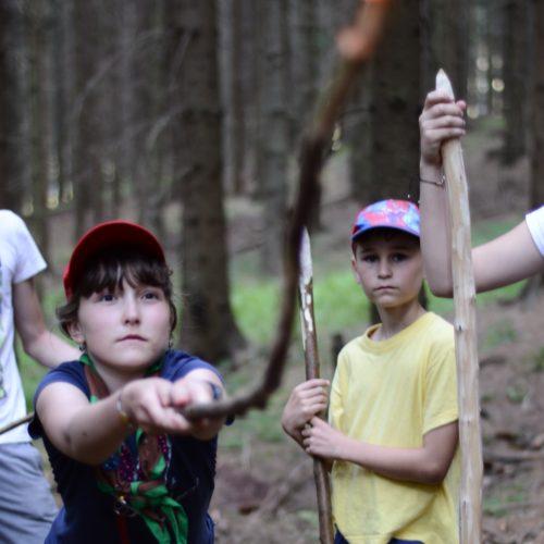 Letný tabor 2018 Vrícko 412