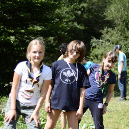 Letný tabor 2018 Vrícko 463