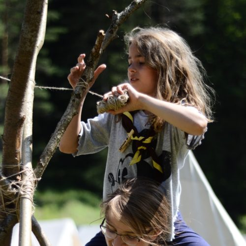 Letný tabor 2018 Vrícko 464