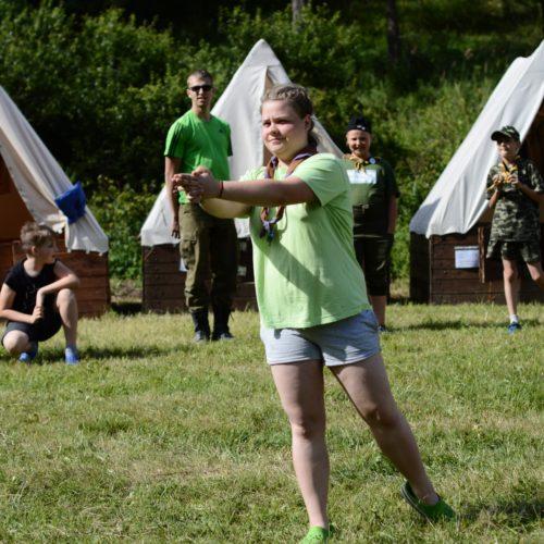 Letný tabor 2018 Vrícko 485